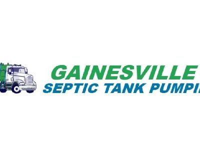 Gainesville Septic Tank Pumping