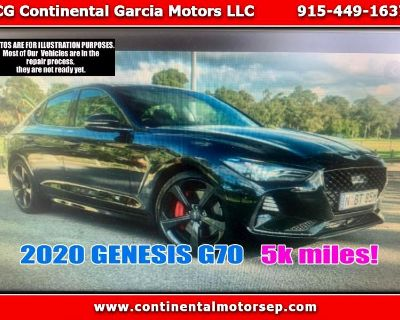 2020 Genesis G70 3.3T Design