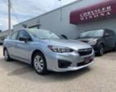 2019 Subaru Impreza Silver, 26K miles