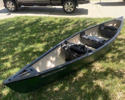Old Town 146xt Canoe