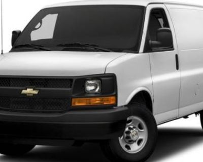 2017 Chevrolet Express Cargo Van Base