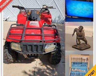 Phoenix Downsizing Online Auction - West Avalon Drive, Phoenix, AZ, USA