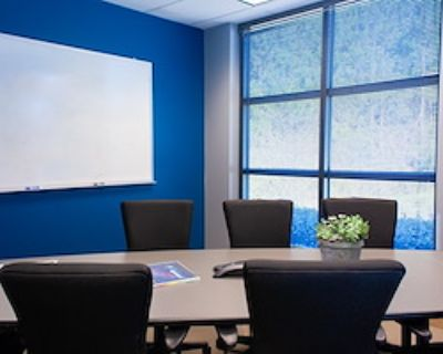 Private Meeting Room for 8 at Digital Ignition