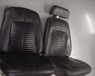 Chevy Camaro 1969 Bucket Seat Cores