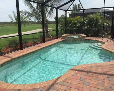 Golf membership included - Paradise Home in desirable Bonita National Golf Club - Bonita Springs