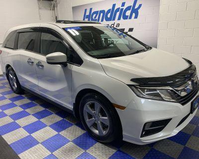 Pre-Owned 2020 Honda Odyssey EX-L w/Navi/RES Auto