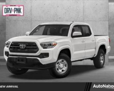 2019 Toyota Tacoma TRD Sport Double Cab 5' Bed 4WD 6 Automatic