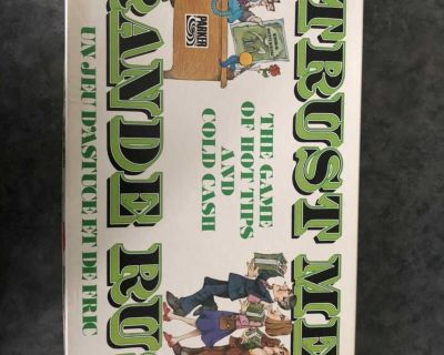 Vintage Trust Me board game.