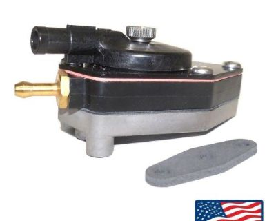 Fuel Pump For Johnson Evinrude Outboard 9.9, 15 Hp 1993-06 Rplcs 18-7351 438562