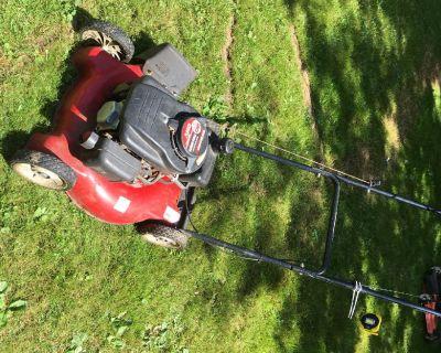 Yard Machine 20 inch cut Lawnmower