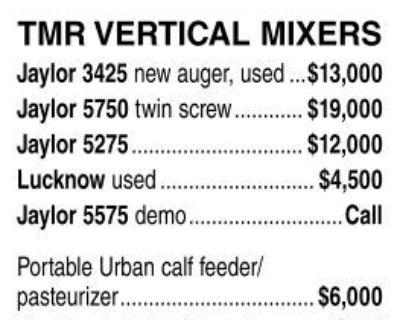 Five Conty Ag TMR VERTICAL...