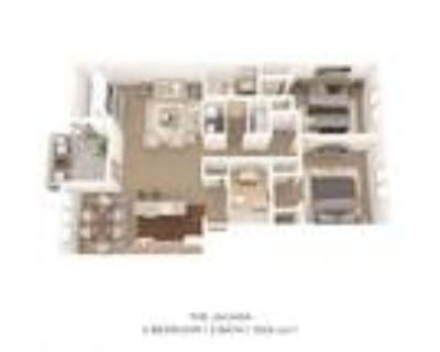 Hidden Lakes Apartment Homes - 2 Bedroom 2 Bath