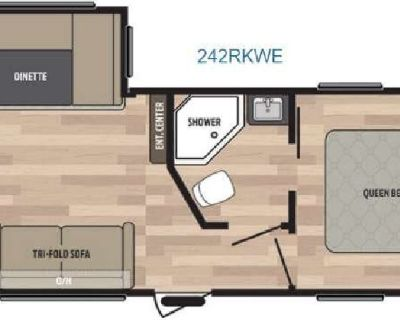 New 2018 Keystone RV Springdale 242RKWE