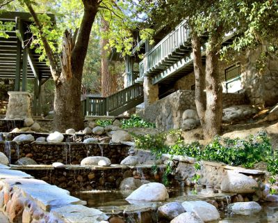 The Grand Villa - privacy, space, luxury - Idyllwild