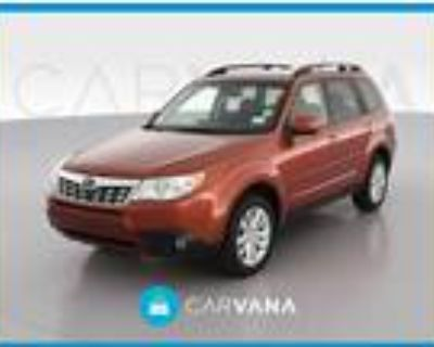 2011 Subaru Forester Red, 82K miles