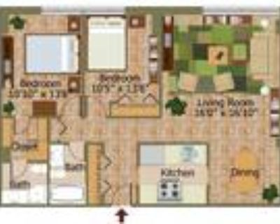 Calvert House Apartments - C-1