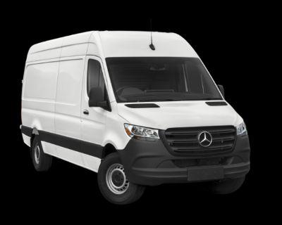 New 2021 Mercedes-Benz Sprinter 2500 Cargo 170 WB