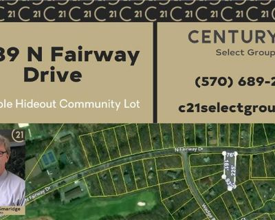 Buildable Hideout Community Lot (MLS# 20-4887) By CENTURY 21 Select Group