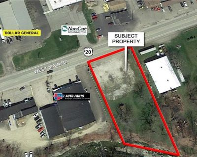 Plot For Sale In North East, Pennsylvania
