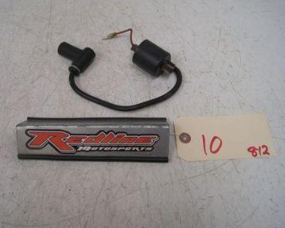 2001 Kawasaki Kx60 Ignition Coil Plug Boot
