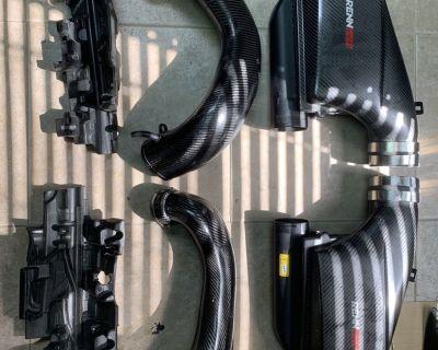 14-16 Mercedes-Benz e63 amg m157 renntech airbox