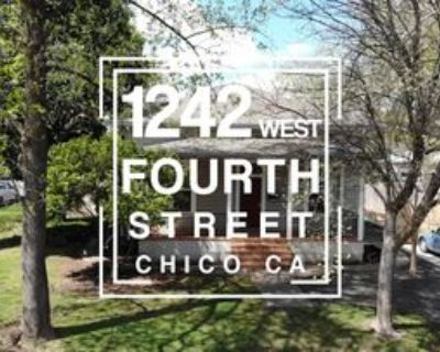 1242 W 4th St #A, Chico, CA 95928 4 Bedroom Apartment