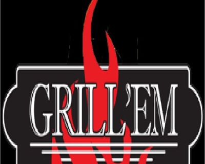 Steakhouse, BBQ, Pizza Restaurant in Campbell, San Jose - Grill' Em