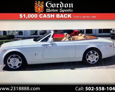 Used 2012 Rolls-Royce Phantom Drophead BESPOKE CONVERIBLE