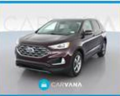 2020 Ford Edge Red, 10K miles