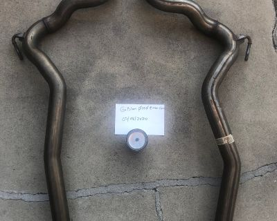 2015 Mustang GT exhaust pipes $50