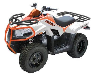 2021 Kymco MXU 270i Euro ATV Sport Utility White Plains, NY