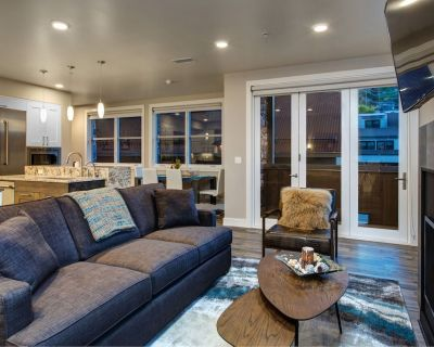 Abode at Rio Grande Villa Large Roof Top Deck and Center of Main Street! - Downtown Park City