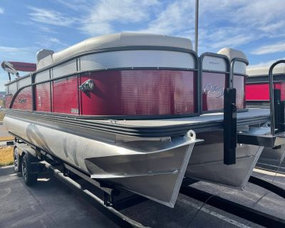 2021 Manitou 23 Oasis SR Pontoon Boats Rapid City, SD