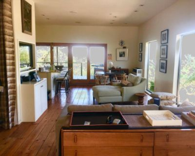 Converted Barn Home with Spiral Staircase on 10 Acres, Penngrove, CA