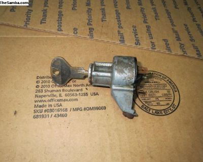 Sv 31 Ignition With Key