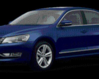 2014 Volkswagen Passat TDI SE with Sunroof & Navigation Sedan DSG