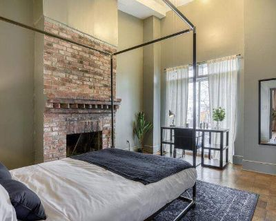 Furnished Queen Room in Columbia Heights #336 D