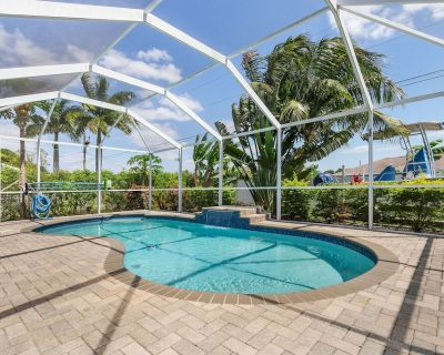 Villa Noemi - new renovated Villa with BBQ, WLAN and heated Pool - Cape Coral