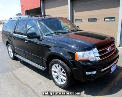 Used 2017 Ford Expedition EL Limited 4WD
