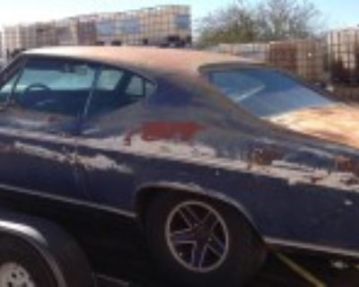 1968 Chevelle SS 396 Project