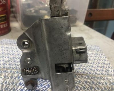 Oval Bug door lock mechanism 1956-1964