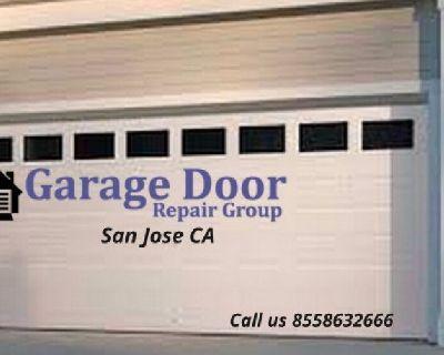 Best Garage Door Repair in San Jose CA