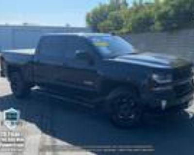 2018 Chevrolet Silverado, 29K miles