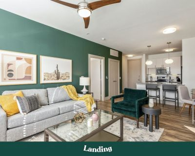 Landing | Modern Apartment with Amazing Amenities (ID272439) - El Paso