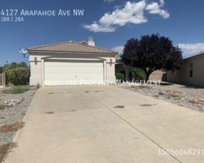 4127 Arapahoe Ave Nw, Albuquerque, NM 87114 3 Bedroom House