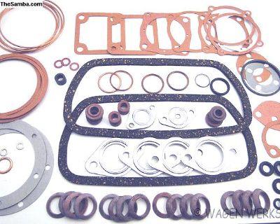 Type 2 Engine Gasket Kit - 1961 to 1965 - 40hp