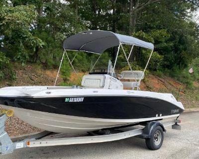 2020 Yamaha Boats 195 FSH Deluxe