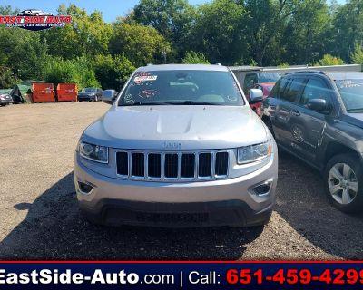 Used 2015 Jeep Grand Cherokee 4WD 4dr Laredo