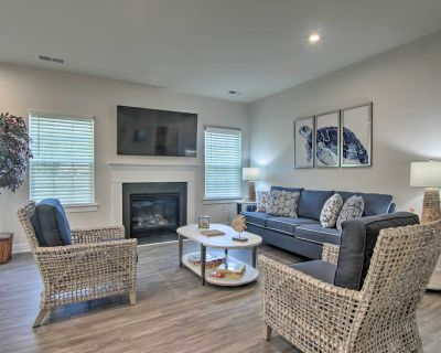 New! Chic Frankford House w/ Pool Access & Patio! - Selbyville
