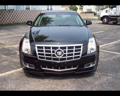2013 Cadillac CTS Sedan 4dr Sdn 3.6L Premium AWD